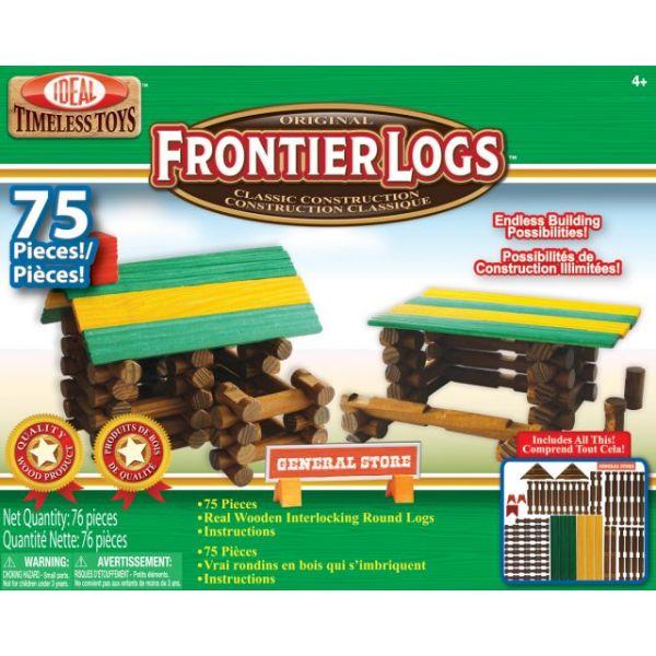 Frontier Logs 75/Pkg