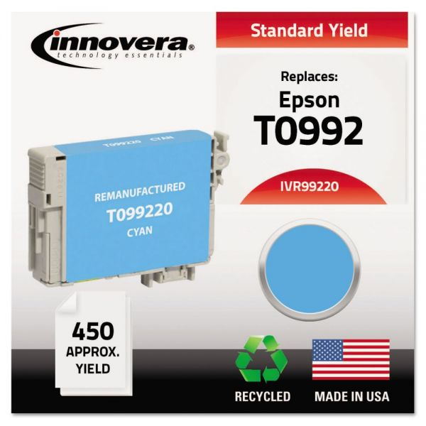 Innovera Remanufactured Epson T0992 Ink Cartridge