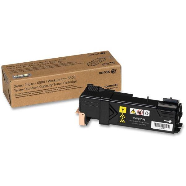 Xerox 106R01593 Yellow Toner Cartridge