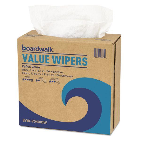Boardwalk DRC Wipers