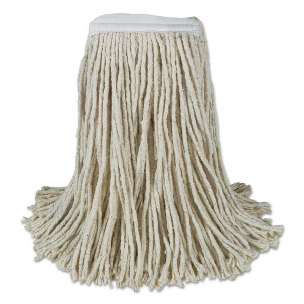 Boardwalk Banded Cotton Mop Heads