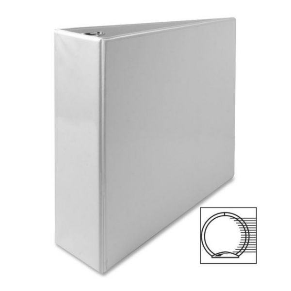 "Sparco Standard 3"" 3-Ring View Binder"