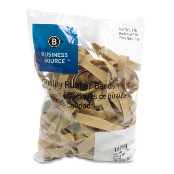 Business Source #84 Rubber Bands