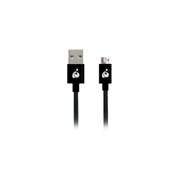 IOGEAR Charge & Sync Flip Pro, Reversible USB to Reversible Micro USB Cable (3.3ft/1m)