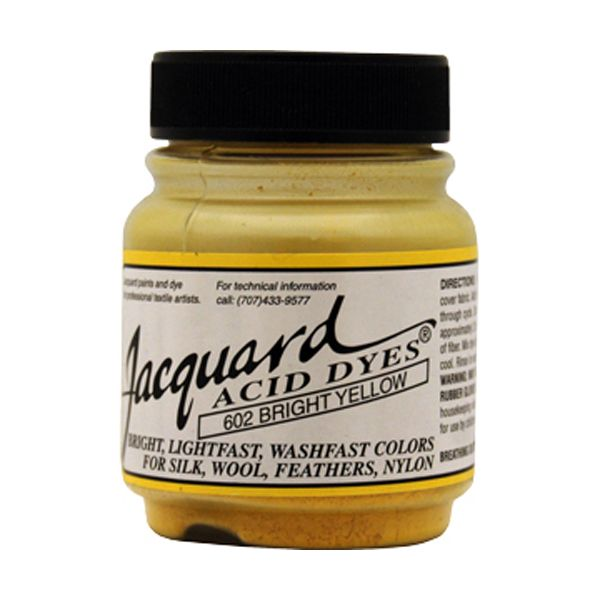 Jacquard Bright Yellow Acid Dyes