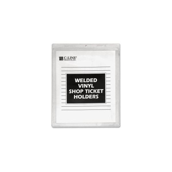 C-Line Vinyl Shop Seal Ticket Holders
