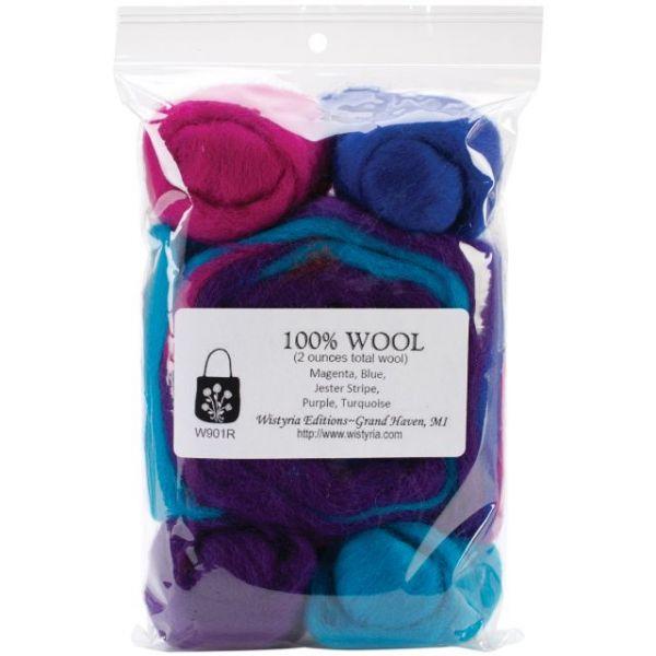 """Wool Roving 12"""" 1.25oz"""