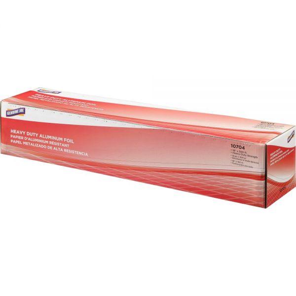 Genuine Joe Heavy-duty Aluminum Foil