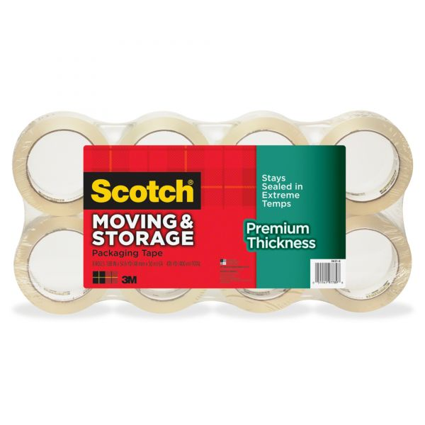 "Scotch Moving & Storage 2"" Packaging Tape"