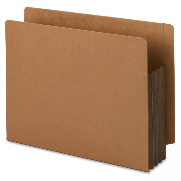 Smead TUFF Pocket Expanding End Tab File Pockets