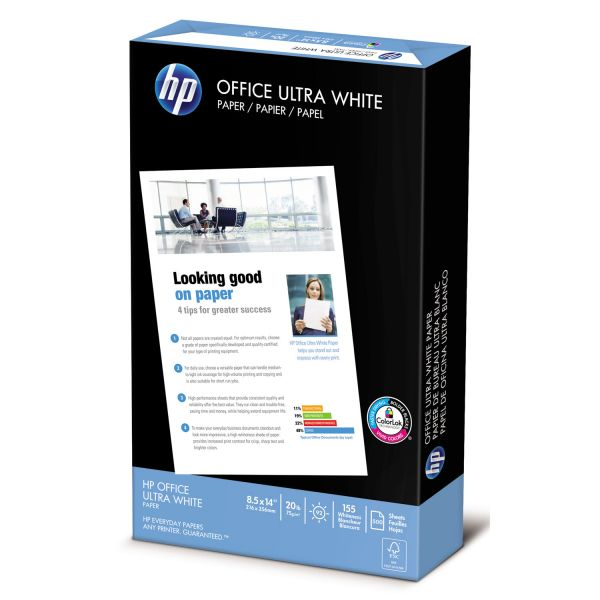 HP Office White Copy Paper