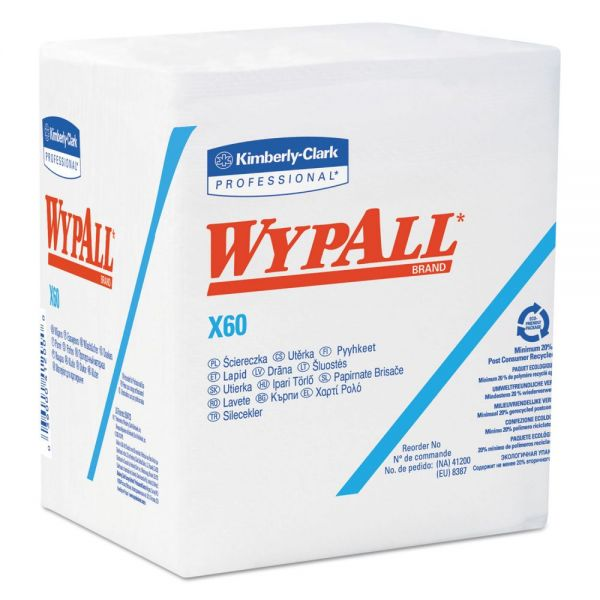 WYPALL X60 Reinforced Wipers