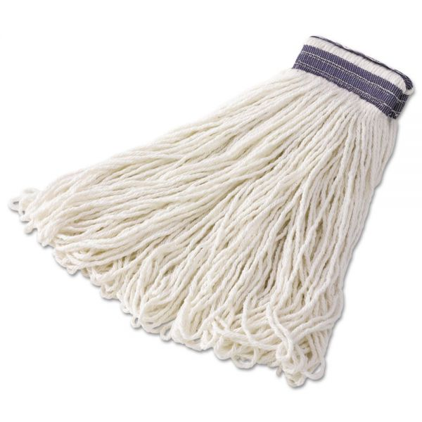 Rubbermaid Commercial Looped-End Mop Heads