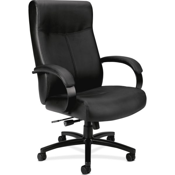basyx by HON HVL680 Big & Tall Leather Office Chair