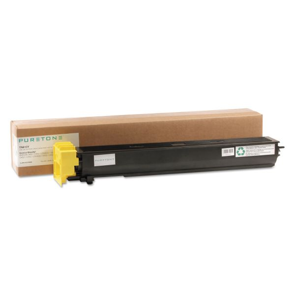 Densi Remanufactured Konica Minolta TN 613 Toner Cartridge
