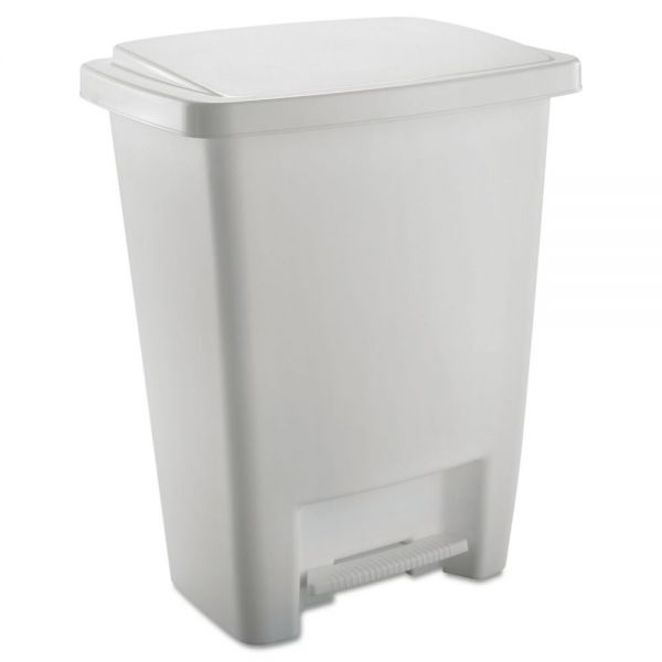 Rubbermaid Step-On 8.25 Gallon Trash Cans