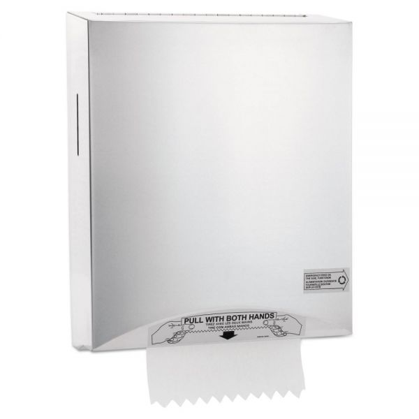 Kimberly-Clark Professional Sanitouch Paper Towel Dispenser