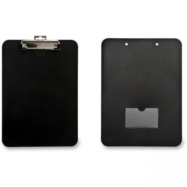 Baumgartens Unbreakable Heavy Duty Recycled Plastic Clipboard