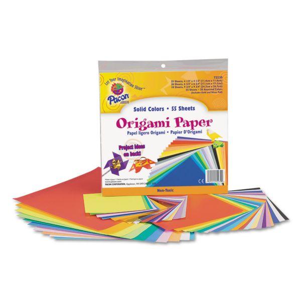 Pacon Multi-Size Origami Paper