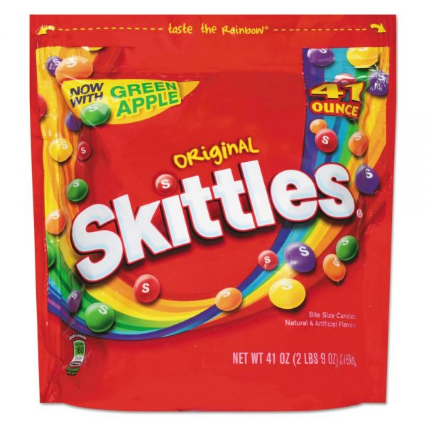Skittles Bite Size Chewy Candy (2.56 lbs)