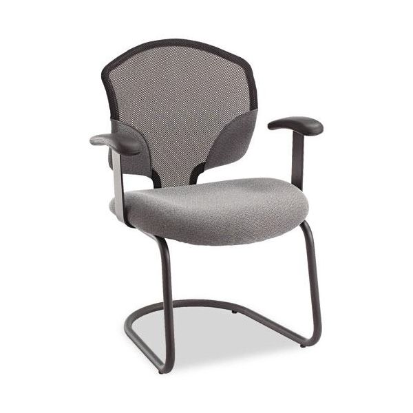Tye Mesh Management Series Armchair with Cantilever Base
