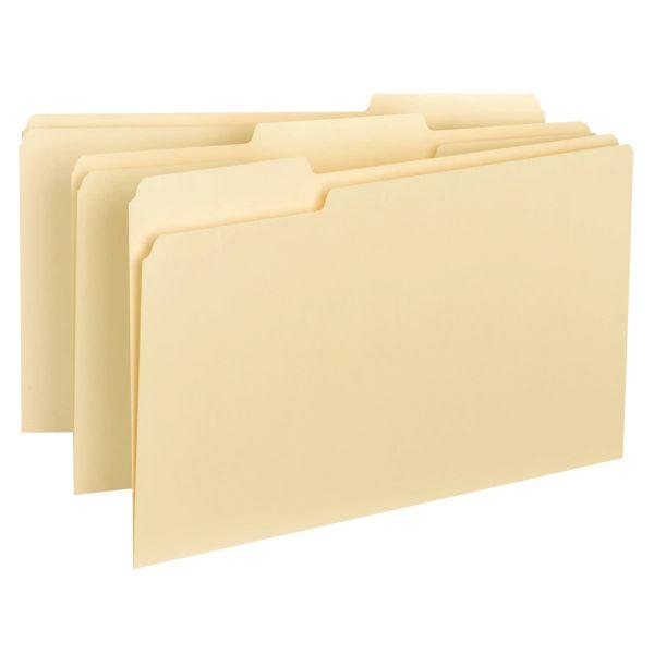 Smead Interior Manila File Folders