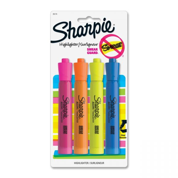 Sharpie Accent Tank Highlighters
