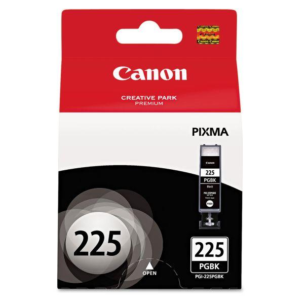Canon PGI-225PGBK Black Ink Cartridge (4530B001)