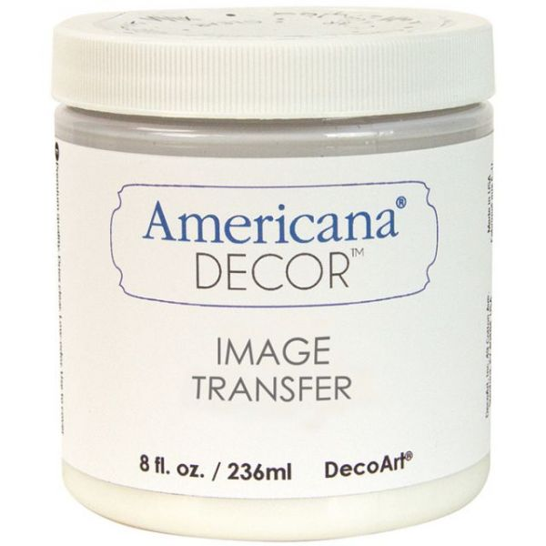 Deco Art Clear Americana Decor Image Transfer Medium