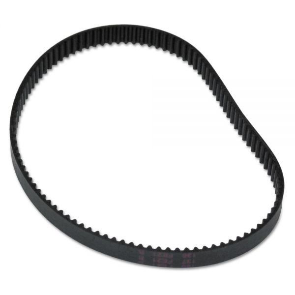 Rubbermaid Commercial Replacement Timing Belt for Rubbermaid Power Height Upright Vacuums, 6/PK