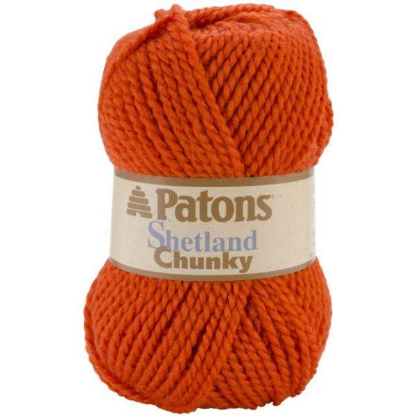 Patons Shetland Chunky Yarn - Fiesta