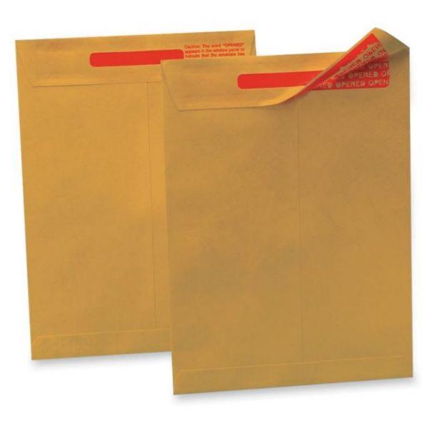 "Quality Park Tamper-Indicating 10"" x 13"" Catalog Envelopes"