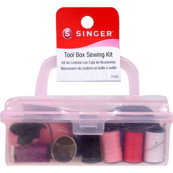 Sew Cute Tool Box Sewing Kit