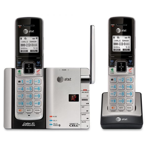 AT&T TL92273 DECT 6.0 Cordless Phone