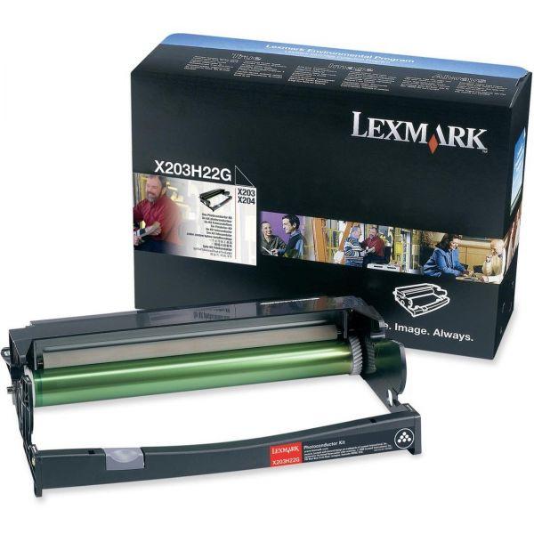 Lexmark X203H22G Photoconductor Kit, 25,000 Page Yield, Black