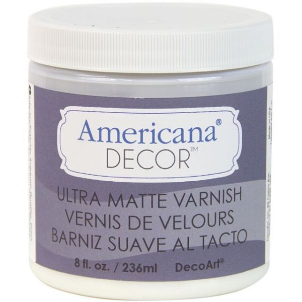 Deco Art Americana Decor Ultra Matte Varnish