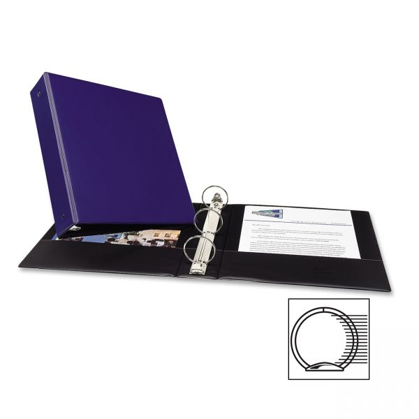 "Avery Economy Reference 2"" 3-Ring Binder"