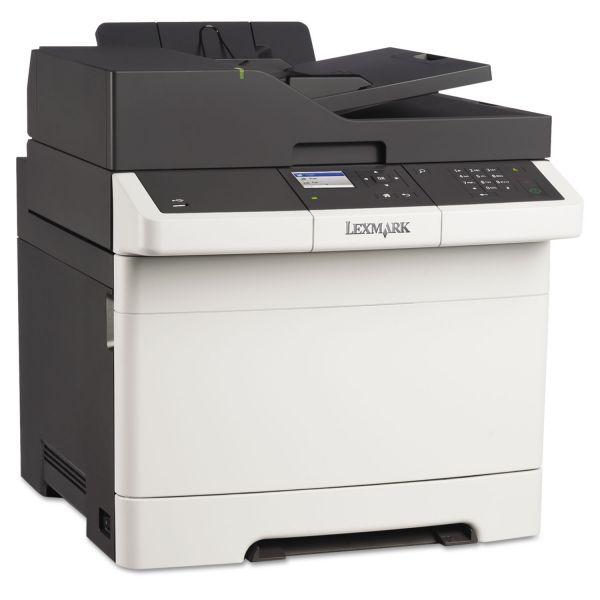Lexmark CX310N Laser Multifunction Printer