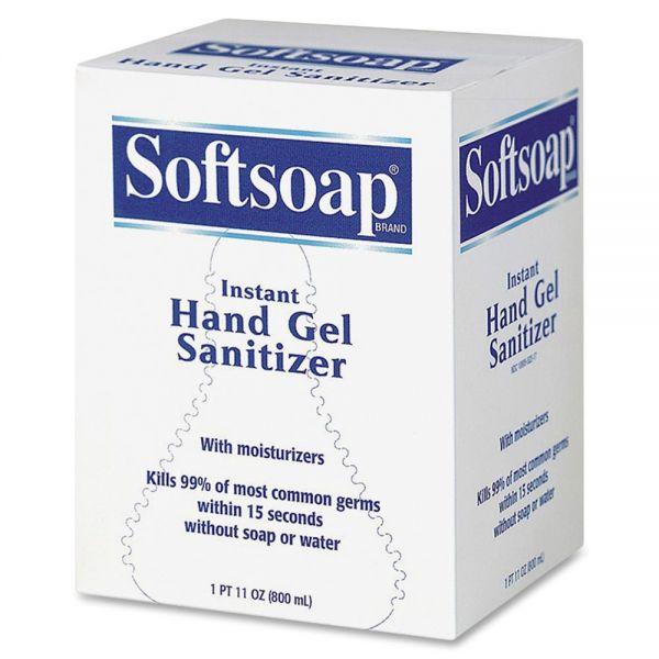 Softsoap Hand Gel Sanitizer Refill