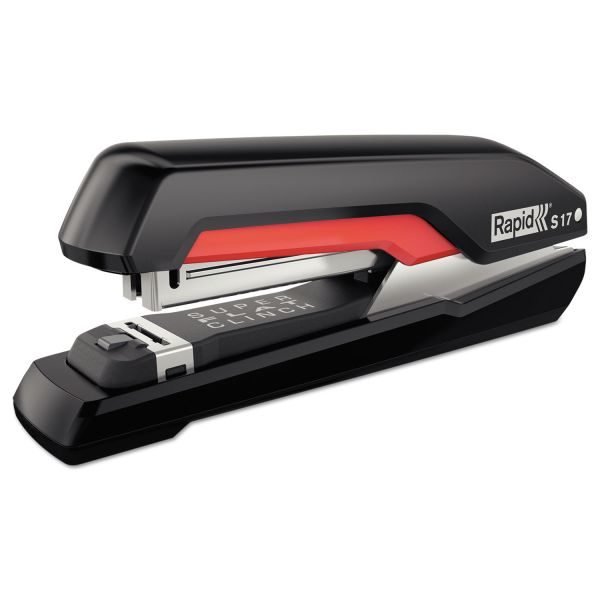 Rapid Supreme SuperFlatClinch S17 Stapler