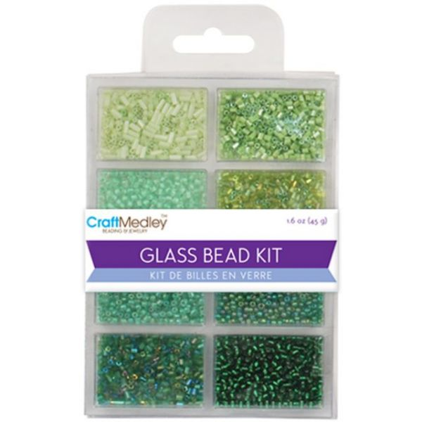 Craft Medley Glass Bead Kit