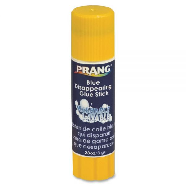 Prang Disappearing Color Glue Stick