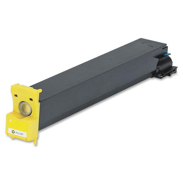 Katun Remanufactured Konica Minolta 8938-506 Yellow Toner Cartridge