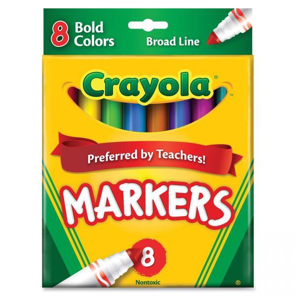 Crayola Broad Line Markers