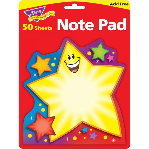 Trend Super Star Note Pad