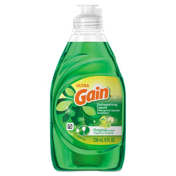 Gain Dishwashing Liquid