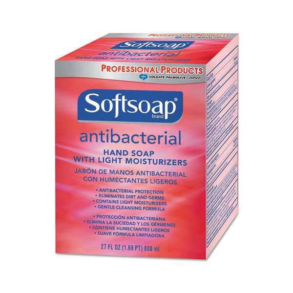 Softsoap Antibacterial Hand Soap Refill