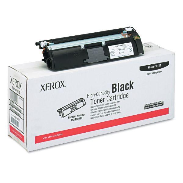 Xerox 113R00692 Black High Yield Toner Cartridge