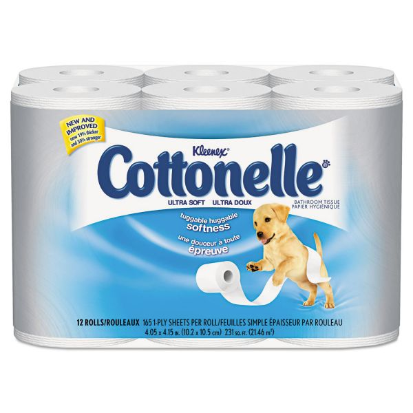 Cottonelle Ultra Soft Toilet Paper