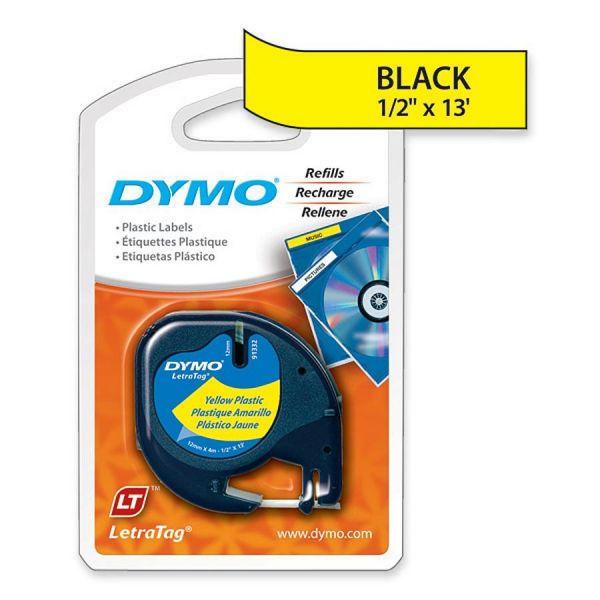Dymo LetraTag Label Tape Cartridge